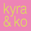 kyra&ko Logo